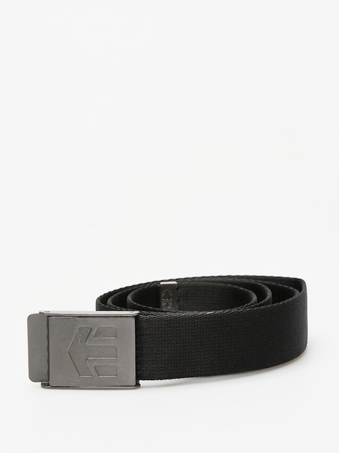 Pásek Etnies Staplez (black/grey)