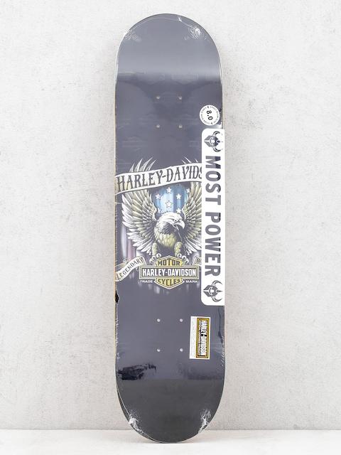Deska Darkstar Harley Davidson Legendary (black)