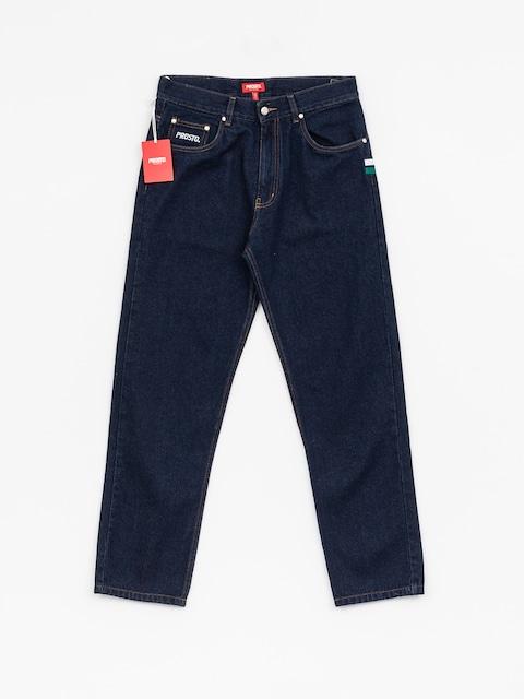 Kalhoty Prosto Jeans Flavour (night blue)