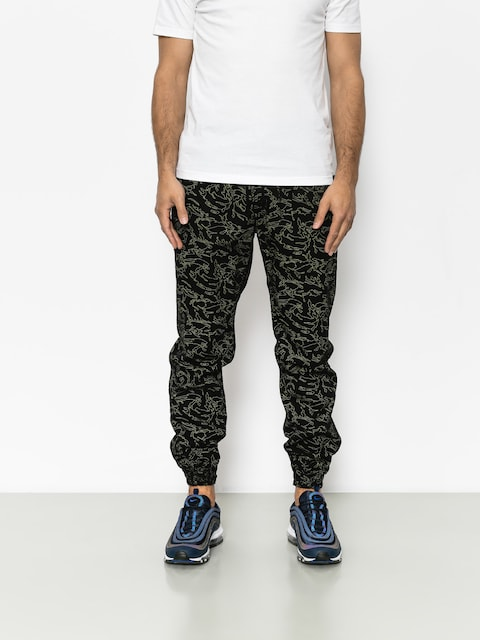 Kalhoty Diamante Wear Flight School Classic Jogger