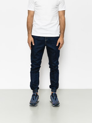 Kalhoty Diamante Wear Rm Jeans Jogger (navy jeans)