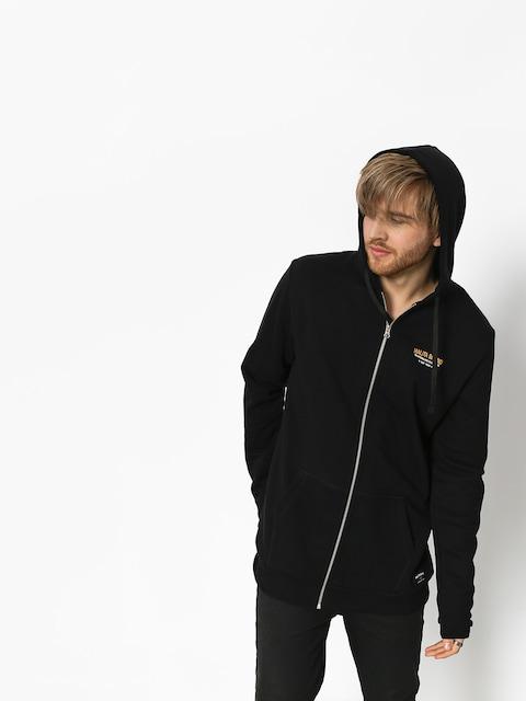 Mikina s kapucí Malita Brand ZHD (black)