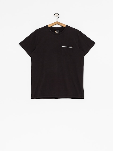 Tričko The Hive Easy Pocket (black)