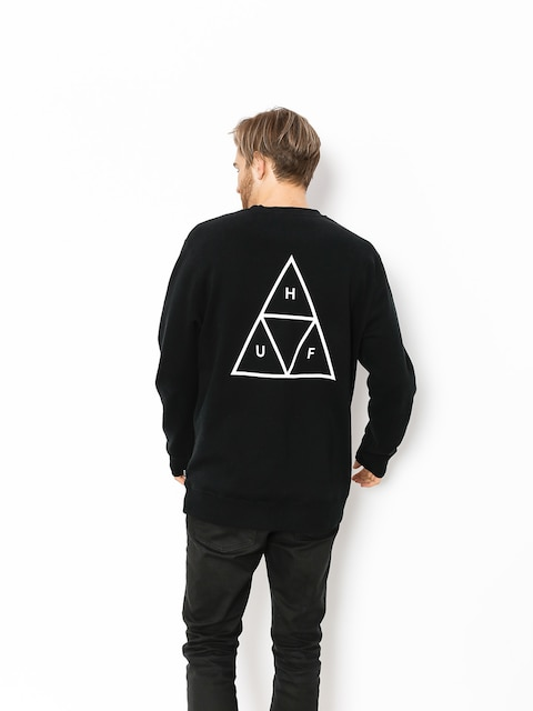 Mikina HUF Triple Triangle