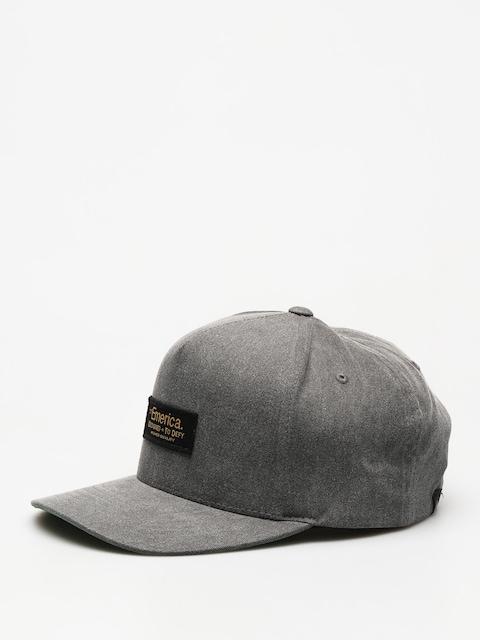 Kšiltovka  Emerica Defy Snapback ZD (grey/heather)