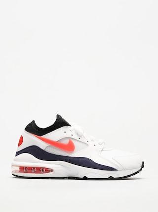 Boty Nike Air Max 93 (white/habanero red neutral indigo black)