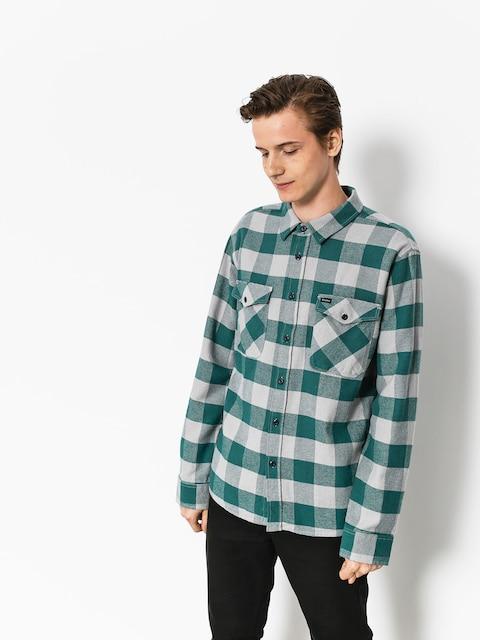 Košile Brixton Hayes Flannel (concrete)