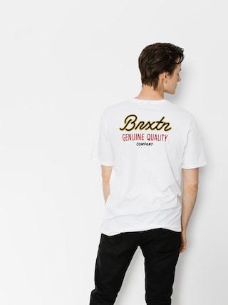 Tričko Brixton Sprint Pkt (white)