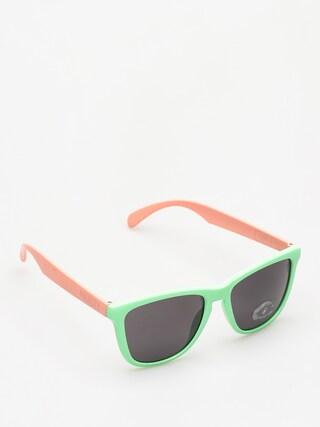 Sluneční brýle Majesty Shades M (avocado/powder pink/smoke lens)