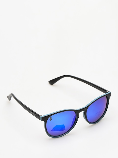 Sluneční brýle Majesty Rush (black/blue mirror lens)