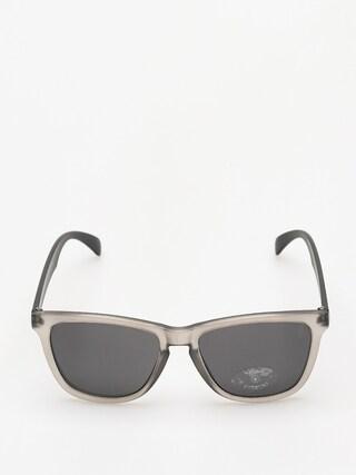 Sluneční brýle Majesty Frosted (Grey/Black Smoke Lens)