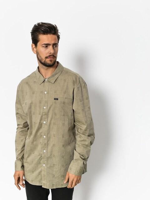 Košile Brixton Charter Wvn (sage)