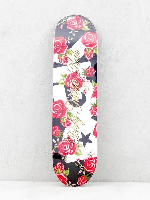 Deska DGK Rosy (black/rose)