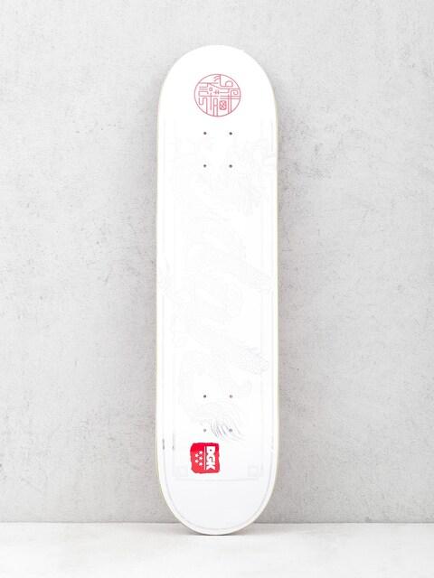 Deska DGK Dragon (white)