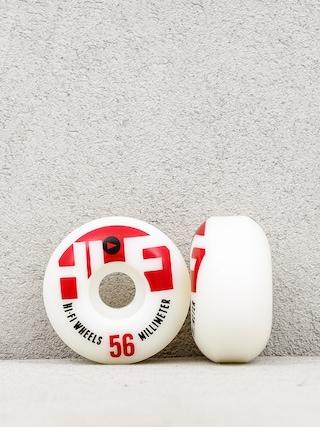Kolečka Stereo HiFi Logo (red/white)