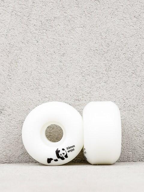 Kolečka Enjoi Panda (white)