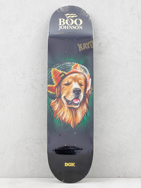 Deska DGK Spirit Animals (boo johnson)