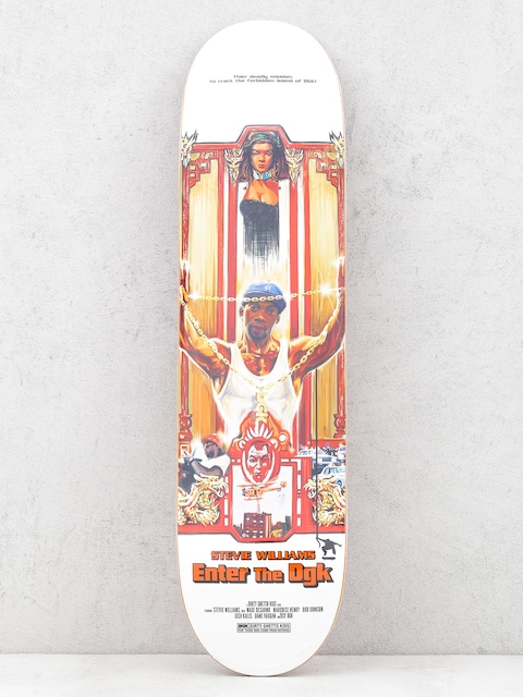 Deska DGK Kung Fu (stevie williams)
