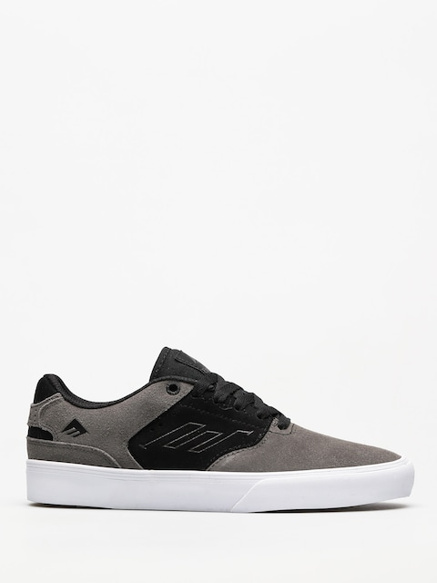 Boty Emerica The Reynolds Low Vulc (grey/black/white)
