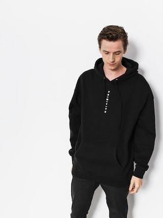 Mikina s kapucí Primitive Moods HD (black)