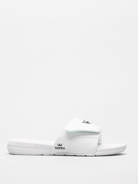 Plážovky Supra Locker (white)