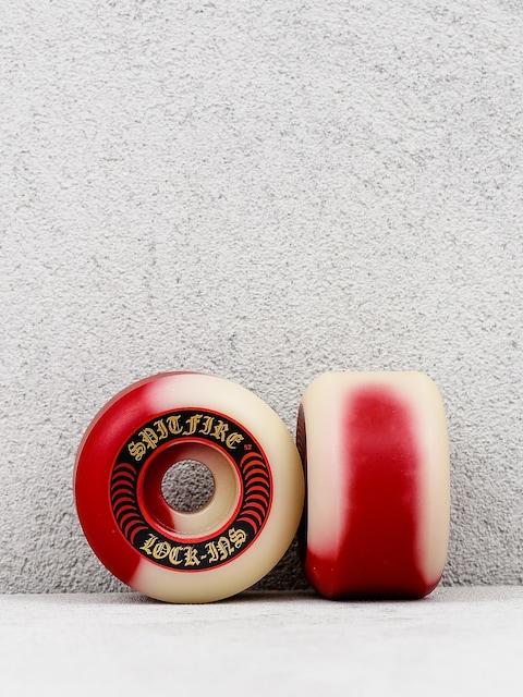 Kolečka Spitfire Formula Four 101 Duro Lockin (red/natural)