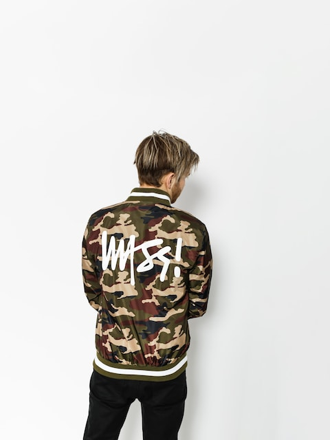 Bunda MassDnm Signature (woodland camo)