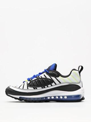 Boty Nike Air Max 98 (white/black racer blue volt)