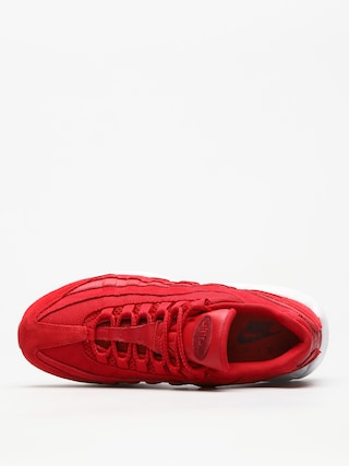 Boty Nike Air Max 95 Premium (gym red/gym red team red white)