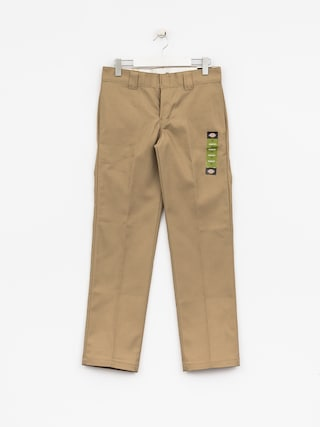 Kalhoty Dickies 873 Slim Straight (khaki)