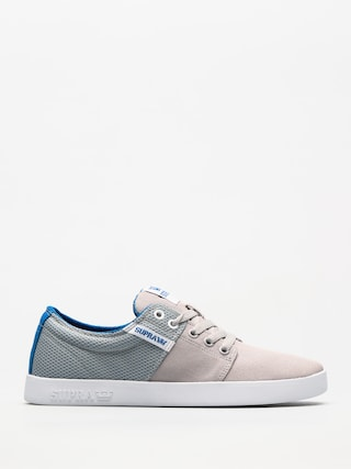 Boty Supra Stacks II (lt grey/ocean/white)