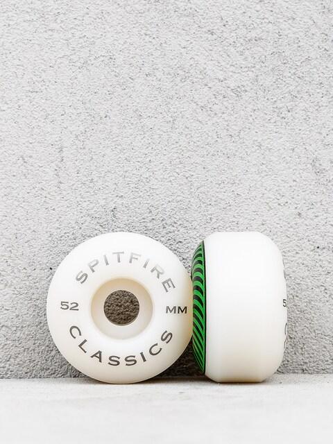 Spitfire Kolečka Classic (white/green)