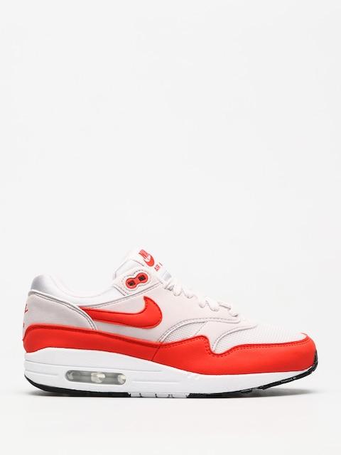 Boty Nike Air Max 1 Wmn (vast grey/habanero red)