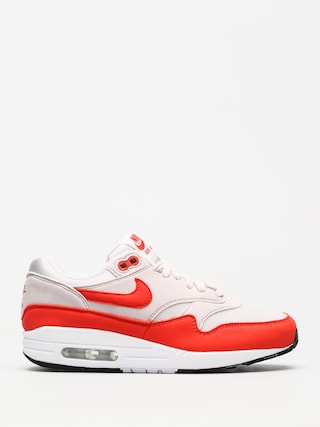 Boty Nike Air Max 1 Wmn (vast grey/habanero red)