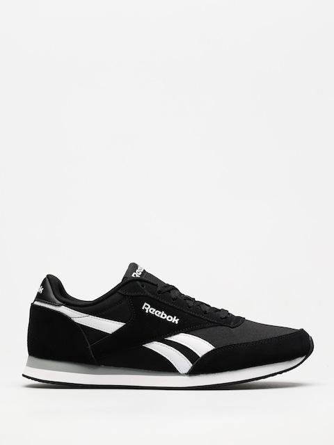 Reebok Tenisky Royal Classic Jogger 2 (black/white/baseball grey)
