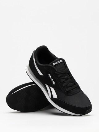 Reebok Tenisky Royal Classic Jogger 2 (black/white/baseball grey)