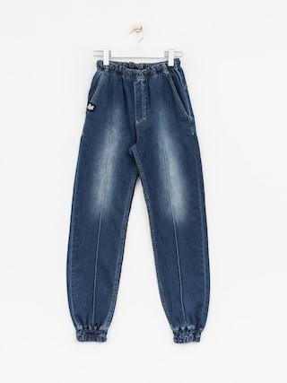 Kalhoty Stoprocent Sjj Jogger (stitch blue)
