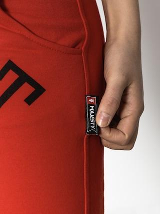 Snowboardové kalhoty  Majesty Mjst Wmn (red)