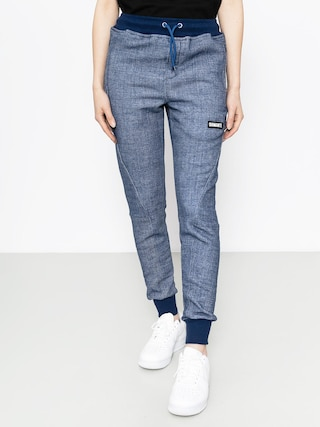 Kalhoty Diamante Wear Jogger Cut Drs (blue)