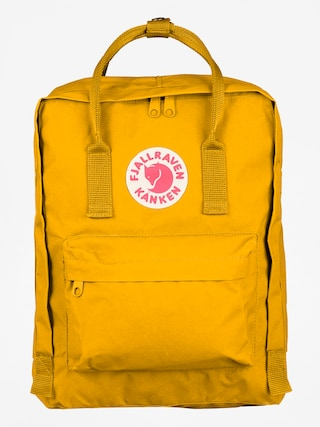 Batoh Fjallraven Kanken (warm yellow)