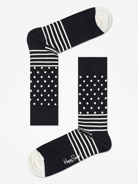 Ponožky Happy Socks Black&White Giftbox (black/white)
