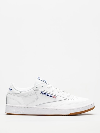 Boty Reebok Club C 85 (white/royal gum)