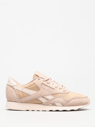 Boty Reebok Cl Nylon Wmn (seasonal bare beige/pale pink)