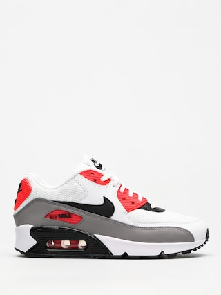 Boty Nike Air Max 90 Wmn (white/black dust solar red)