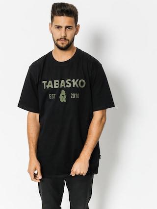 Tričko Tabasko EST.2010 (black)