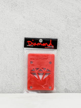 Podlou017eky Diamond Supply Co. Rise & Shine Risers (red)