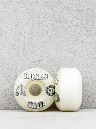 Kolečka Bones 100 Formula V4 (white)