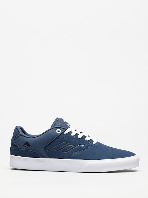Boty Emerica The Reynolds Low Vulc (blue/white/gum)