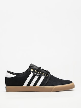 Boty adidas Seeley (core black/ftwr white/gold met)