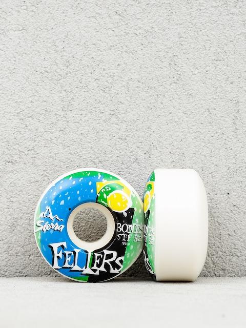 Kolečka Bones Fellers Mist Formula V3 (white/blue)